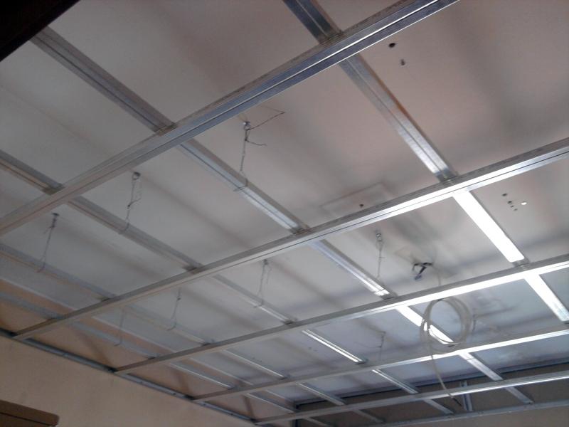 Controsoffitto In Cartongesso Translate : Soffitto grigliato la migliore scelta di casa e interior design